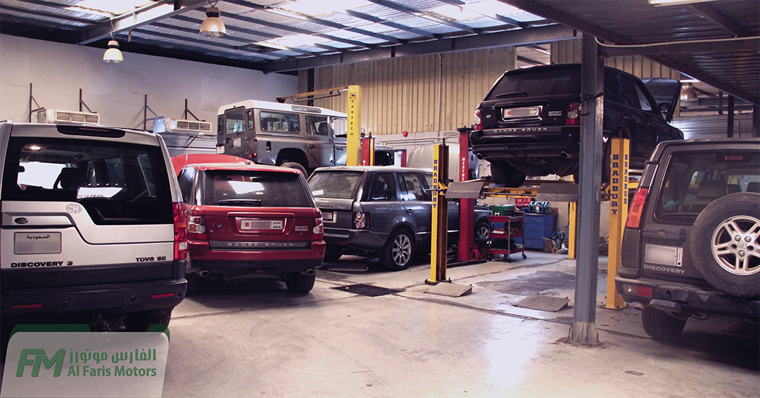 When All Land Rover Family Meet